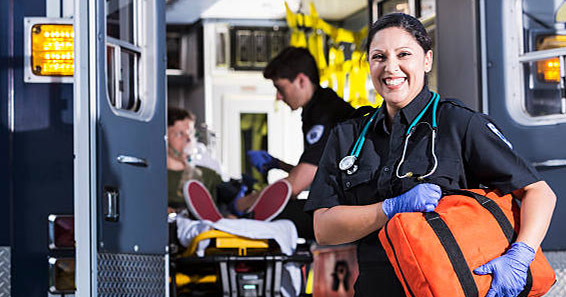 EMS Week-It's A Brave New World Out There!