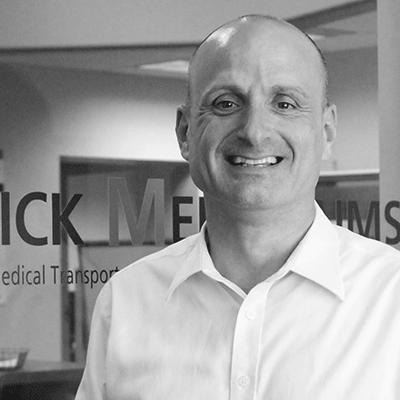 Todd Casciani, Director of Sales