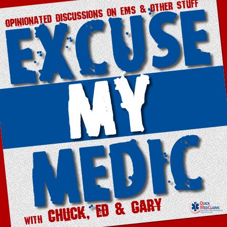Episode #141: Excuse My Medic (December 18, 2020)